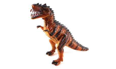 Prehistoric Acrocanthosaurus 3D Battery Operated Walking Toy Dinosaur Figure 90fc14b4-245d-4dad-b263-6a71fa0cc299