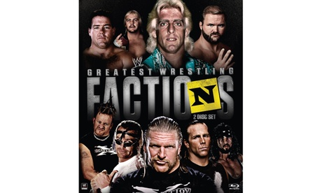 WWE Presents Wrestling's Greatest Factions (Blu-ray) ed9be059-09a9-4781-8ff1-bfe314c13afa