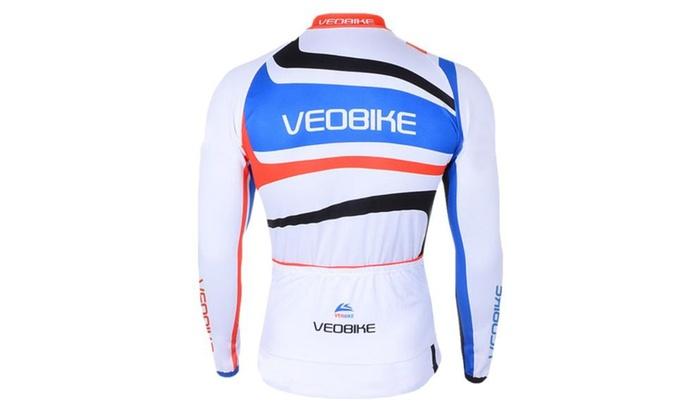 Men's Long Sleeve Commuting Equipment Cycling Jacket