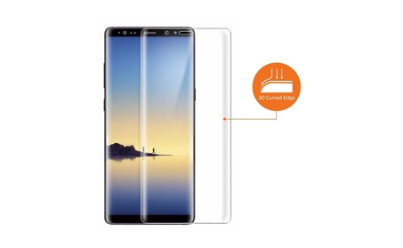Samsung 4D Full Cover Tempered Glass Screen Protector S8/S9/S7/S7 Edge c299de31-f76e-438a-a77d-eb9940e7e226