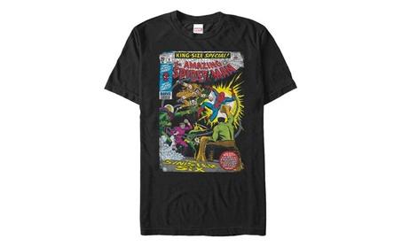 Marvel Spider-Man Sinister Six Comic Mens Graphic T Shirt b726116d-6f67-4ff1-8fb1-e8d9b2b310d7