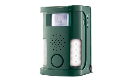 Hoont Motion Activated Outdoor/Indoor Animal, Rodent & Pest Repeller cf5a6be4-86d6-4aab-a049-6aae68248d14
