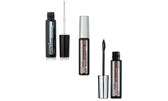 75152889393 Maybelline Brow Drama or Brow Precise Sculpting Eyebrow Mascara ...