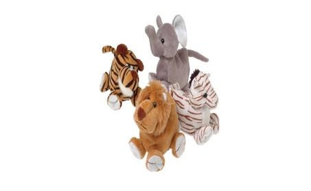 US Toy Company Big Foot Wild Beanbag Animals (2 Packs Of 12) c279258f-eb41-4269-b85a-82a8be16cbab