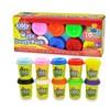 Kiddy Dough 10 Pack of Color Dough – Mega Modeling & Sculpting Playset