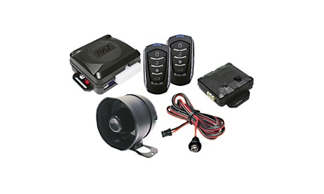 Keyless 4-Button Car Remote Door Lock Vehicle Security System, Anti-Carjack a2a364e3-92f6-408d-b8d0-19274e1a5401