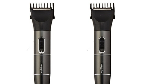 QPower Unisex Wireless Hair Stubble Beard/Mustache Travel Trimmer 61fc7fac-3e39-4df1-83c1-665ffdca7d50