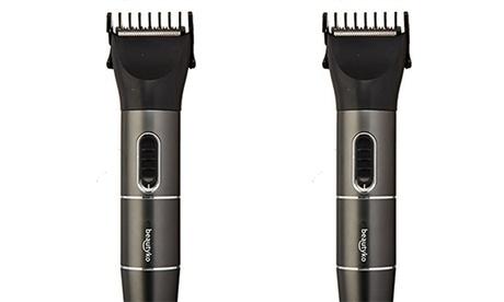 Unisex Premium Wireless Hair Stubble Beard/Mustache Travel Trimmer c8814a69-41c0-4c32-91a1-a00369e0d160