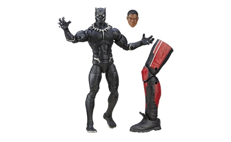 Marvel 6-Inch Legends Series Black Panther Figure 9201b005-d8ca-401e-97f5-33867f2b946a