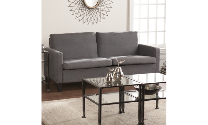 ... Closeout: Altamont Small Space Transitional Sofa