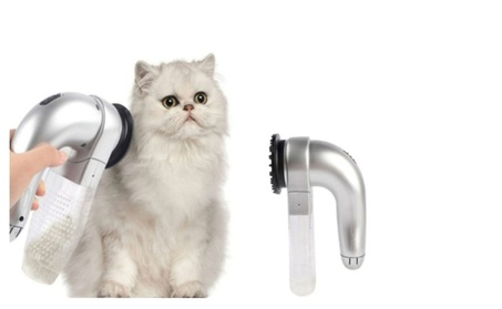 Pet Hair Vac Vacuum Removal Fur Suction Grooming Device Dog Cordless 2ab1f7e0-1f29-42b5-8a46-02ad9025a461