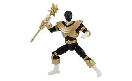 Power Rangers Super Legends Collectible Action Figure Gold Ranger (Zeo dbed808a-fd76-49c4-9d3c-058829144044