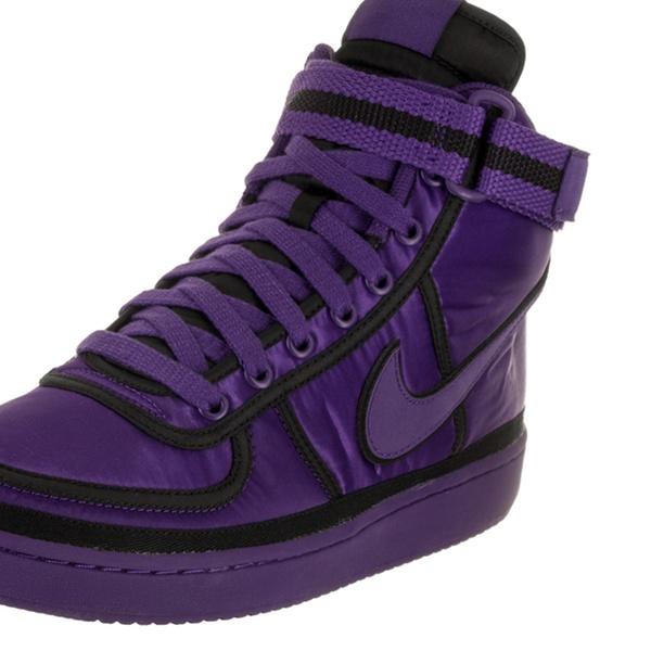 Nike Vandal High Top Court Purple Size