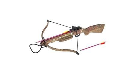 150LB Camouflage Archer Hunting Crossbow Archery Sport Bow W/ Arrows b91412d7-e5e0-4917-a0d4-27fd96d9c9f8