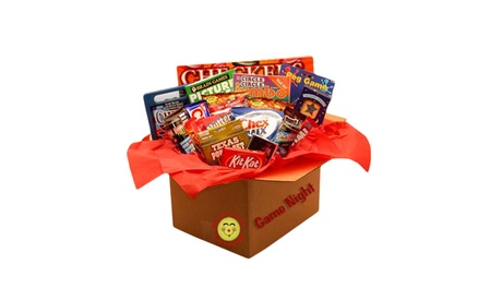 Gift Basket Drop Shipping It's a Family Game Night Care Package 349e30a1-5116-440f-9d1a-def73c1a012d