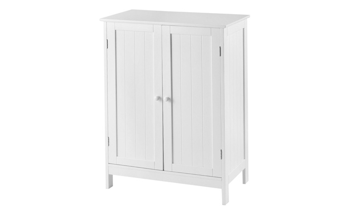 Pleasant Up To 35 Off On Bathroom Floor Storage Cabine Groupon Download Free Architecture Designs Licukmadebymaigaardcom