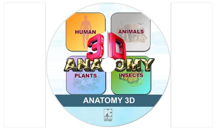 Anatomy Pro++ (Pc game software)   Groupon