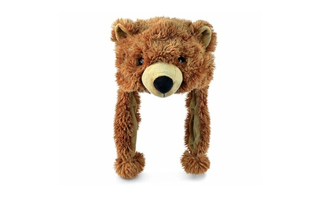 RG Costumes 70075-M Bear Jumpsuit - Plush - Size Child-Medium