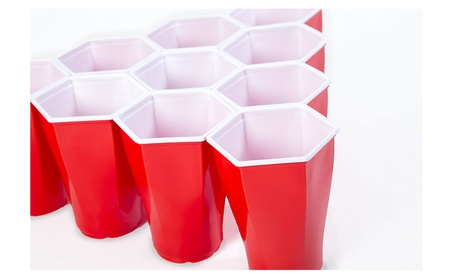 Hexcup Beer Pong Set cce2dd5d-9a47-4e96-8b53-29046691ffdc