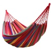 Outdoor Double Cotton Hiking Camping Hammock Ultralight Portable
