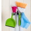 Universal Magic Wall Holder and Hooks (2-Pack)