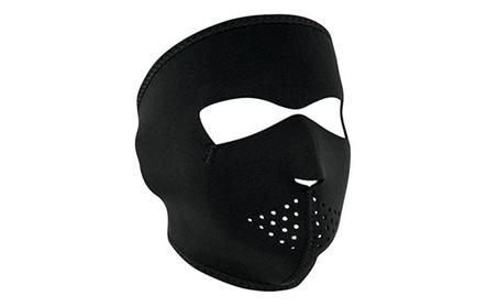 Zan Headgear WNFM114 Neoprene Face Mask Black d3a08332-95b9-4795-b259-bc0288a355d5