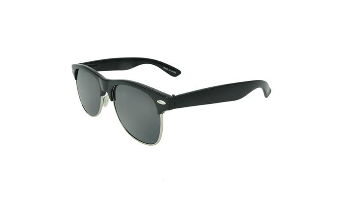 MLC Eyewear 'Kitten' Oval Fashion Retro Sunglasses Shades