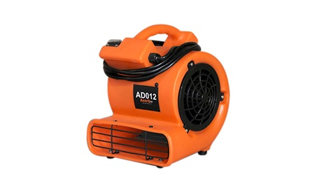 Astro Air 1/12 hp Carpet Stackable Air Mover 7006a34d-85fc-4d8a-9d5c-e19a67ce87af