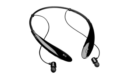 LG Tone Ultra HBS-800 Wireless Bluetooth Neckband JBL Stereo Headset Was: $99.99 Now: $35.99.