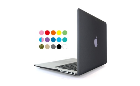 "iBenzer Soft-Skin Smooth Finish Hard Case for Macbook Air 13"" 24646431-af1f-4521-9bc7-dccc4810a167"