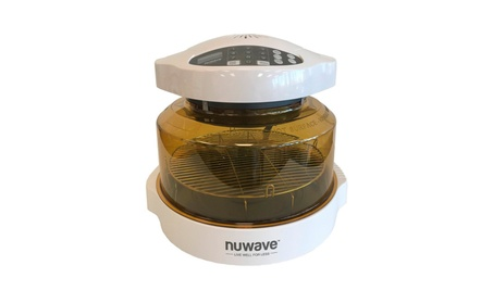 NuWave Pro Plus Oven - White 38cdc377-4366-4006-b136-57c761cf7a63