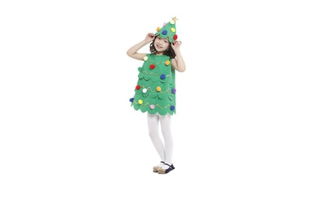 Children's Performance Costume/Christmas Tree Dress Up/Cosplay Dress f7663fd4-719a-4311-8bbe-90f49b4c95e3