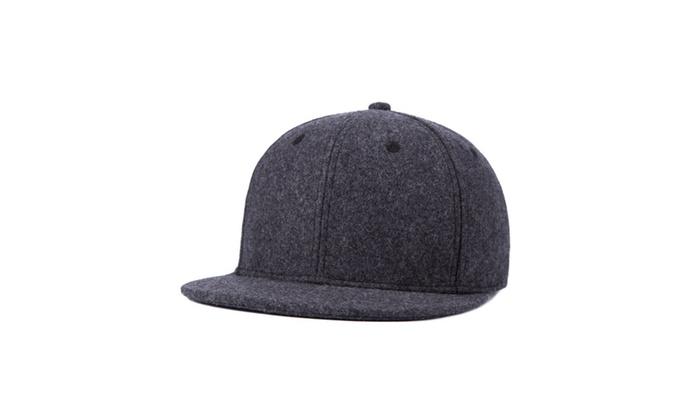 6c9b81c1416 Flag Snapback Hat Cap Color Matching Flat Brim Hip-hop Cap ...