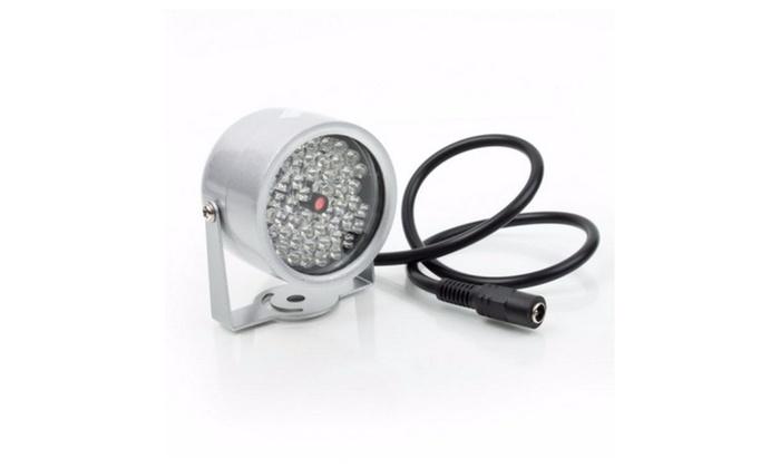 Universal 48 LED CCTV IR Infrared Night Vision Light Lamp
