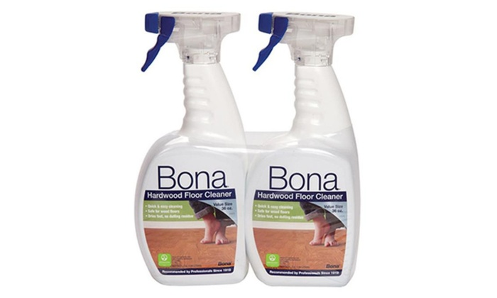 Bona Kemi WM710013453 Wood Or Wooden Floor Cleaner, 36 oz | Groupon