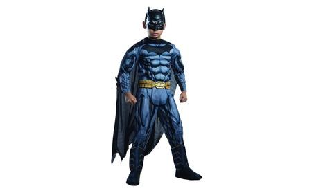 Child Deluxe Muscle Chest Batman Costume Dark Knight L 12/14 DC Comics a8bf3efb-5fe3-48cc-a783-77498058e33b