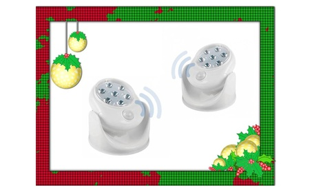 Home Safety Motion Activated Cordless SensorLED Light+1additional Free 910215ca-964d-4713-9e62-3bcf297fd8fc