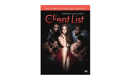 Client List, The Complete Second Season faf091a9-e682-4440-b49e-d03f6e308154