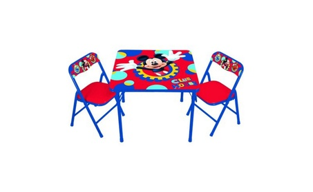 Mickey Mouse Playground Pals Activity Table Set fa17b519-357c-452c-85b4-bfdf2c5e345a