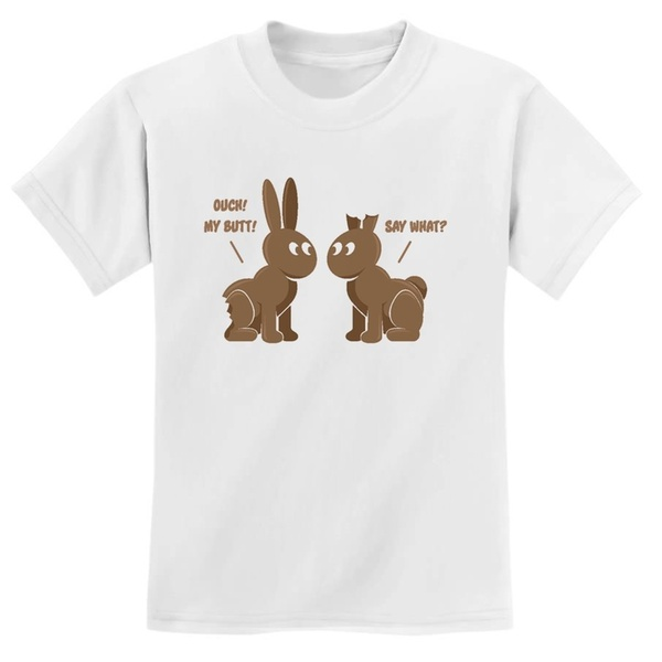 TeeStars Easter Chocolate Bunnies Funny Easter Gift Holiday Cute Youth Hoodie