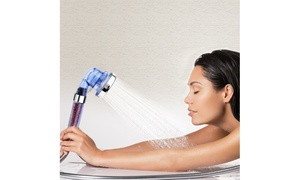 High-Pressure Ionic Filter Bath Showerhead