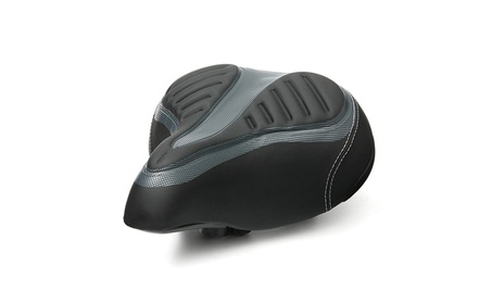 Wide Big Bike Cycling Gel Cruiser Extra Comfort Soft Pad Saddle Seat 9bc3796a-6355-44e8-ba05-7eea0d38edbb