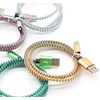 3-pack USB Cable 2A Nylon Braided High Speed Charge Cord for Android