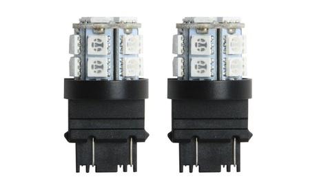 IL-3157R-15 LED Bulb SMD 15 LED 2 piece kit Red 301a250a-30bd-42a4-a85c-a1abbc0c7d0e