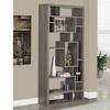 Asymmetrical-Design Bookcase