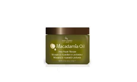 New Women's Macadamia Hair Oil Hair Masque For Smooth and Skilly Hair 752d503a-6af6-4e32-a4ff-b1ef8a33f4d0