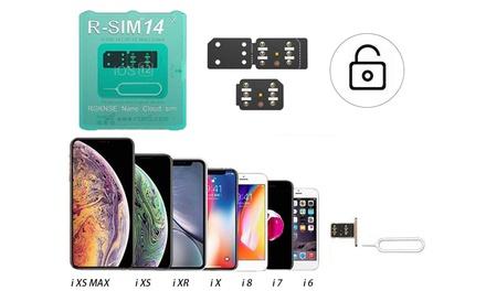 RSIM 14 New Nano Unlock Card Fits iPhone 6/7/8/X/XR/XS/XS Max iOS 12 Ultra  ICCID