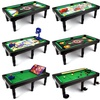 Ultimate 9-in-1 Novelty Table Top Arcade Games Toy Play Set
