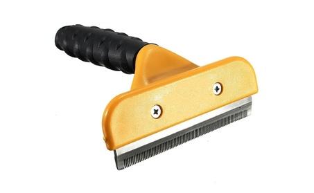 Professional Grade Pet Deshedding Tool 32547bda-9f4d-4072-955a-c09156e678b3