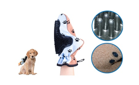 New Pets Grooming Hair Removal Glove For Your Dog 5f359aa2-5208-47e8-852f-99383e62be9a